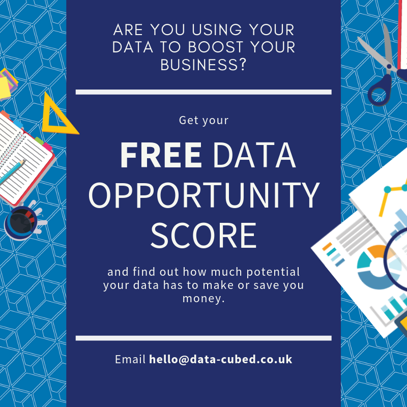 Can Your Data Help You Make or Save Money?