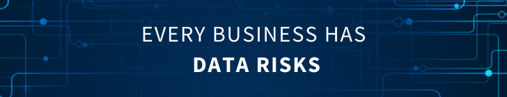 Every business has data risks
