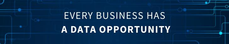 Data opportunity