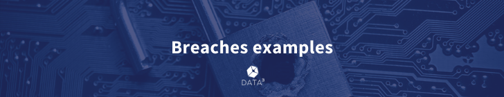 Breaches examples