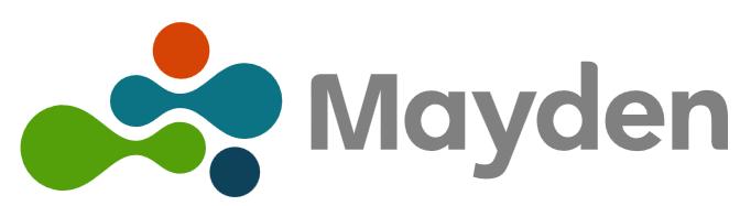 Mayden logo