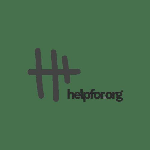 helpfor logo
